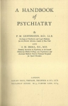A HANDBOOK OF PSYCHIATRY