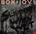 BON JOVI – SLIPPERY WHEN WETB
