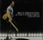 BRUCE SPRINGSTEEN & THE E STREET BAND LIVE / 1975-85