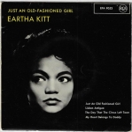 EARTHA KITT – JUST AN OLD-FASHIONED GIRL