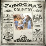 FONOGRAF - COUNTRY