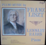 PIANO MUSIC BY FRANZ LISZT