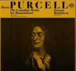 HENRY PURCELL: THE COMPLETE WORKS FOR HARPSICHORD