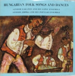 HUNGARIAN FOLK SONGS AND DANCES
