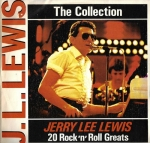 JERRY LEE LEWIS - 20 ROCK`N`ROLL GREATS