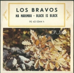 LOS BRAVOS – MA MARIMBA, BLACK IS BLACK