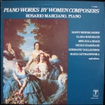 PIANO WORKS BY WOMEN COMPOSERS