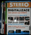 ČASOPIS STEREO & VIDEO 2009