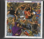 THE RED HOT CHILI PEPPERS – FREAKY STYLE