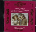 PRIMA VOCE: THE SPIRIT OF CHRISTMAS PAST