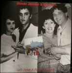 WANDA JACKSON & KAREL ZICH - LETS HAVE A PARTY IN PRAGUE